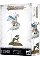 Games-Workshop Lumineth Realm-Lords Hurakan Windmage
