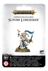 Games-Workshop Lumineth Realm-Lords Scinari Loreseeker