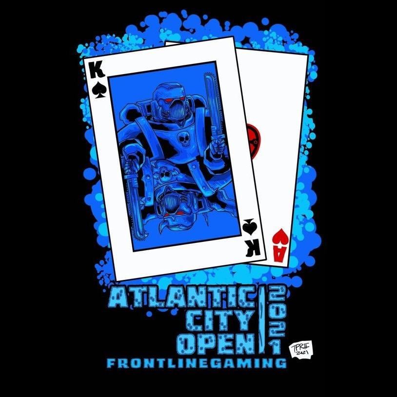 Frontline-Gaming ACO 2021: Warhammer 40k Championships