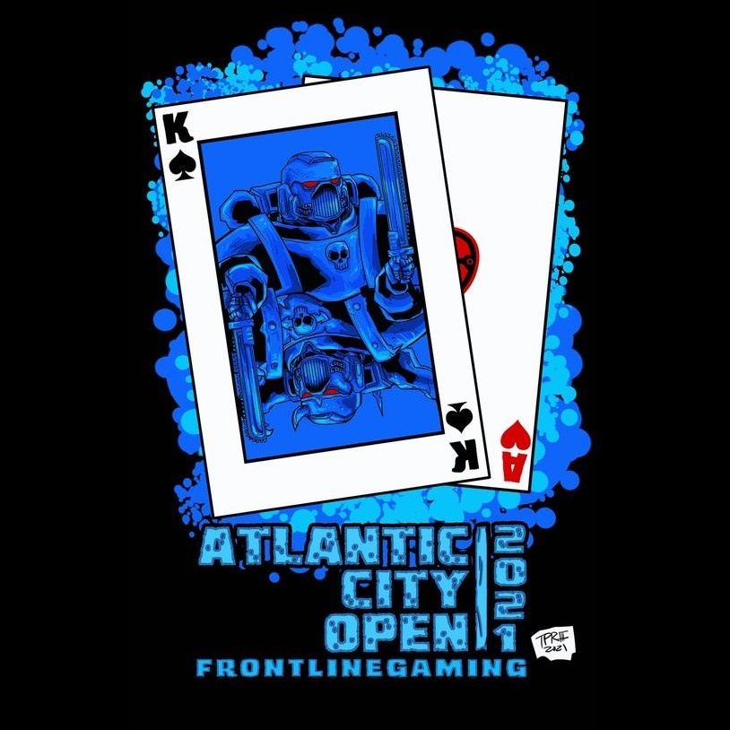 Frontline-Gaming ACO 2021: Warhammer 40k Sunday RTT