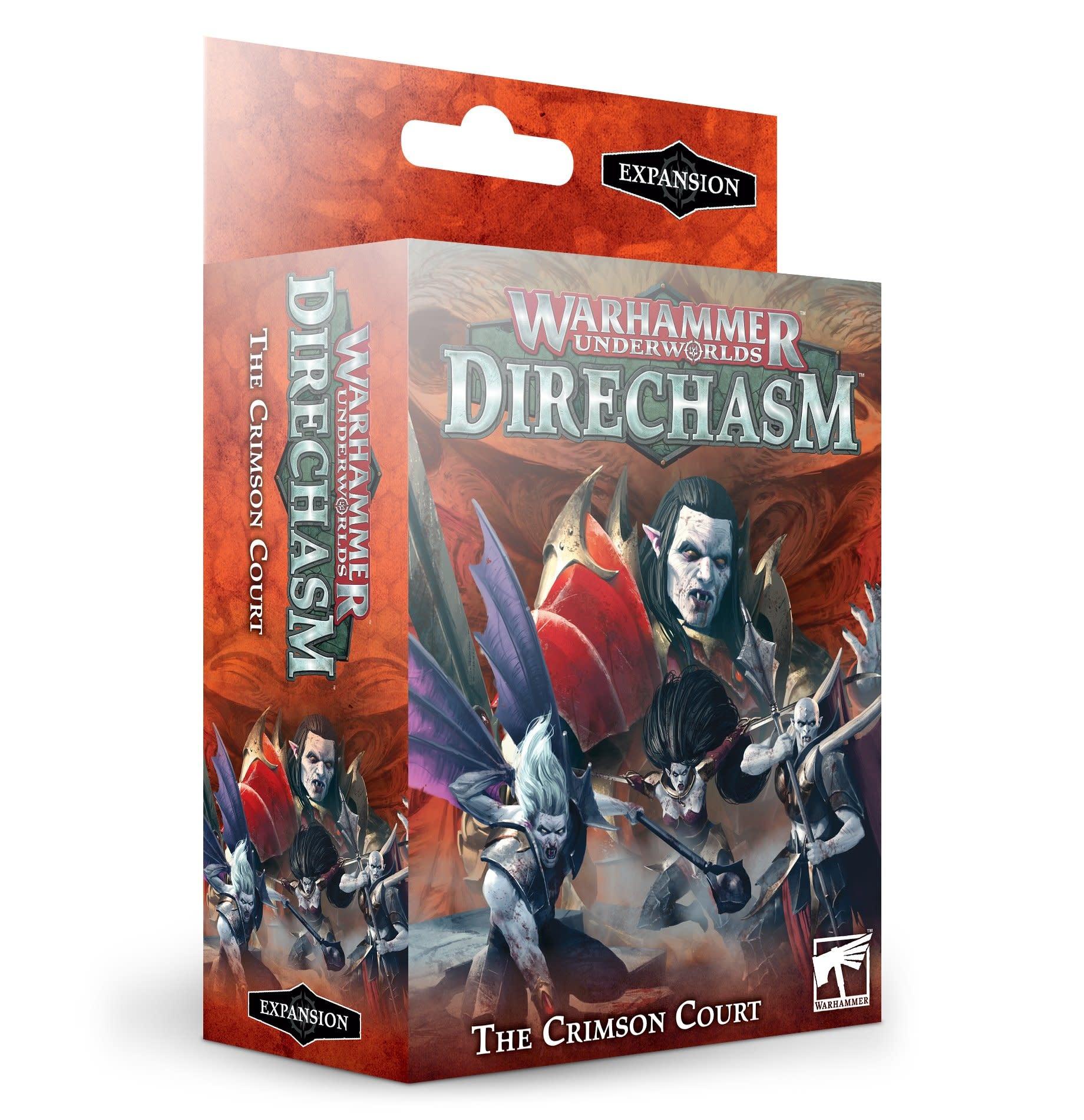 Games-Workshop Warhammer Underworlds: The Crimson Court