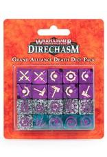 Games-Workshop Warhammer Underworlds: Grand Alliance Death Dice