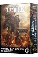 Games-Workshop Warmaster Heavy Battle Titan