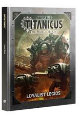 Games-Workshop Adeptus Titanicus: Loyaist Legios