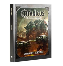Games-Workshop Adeptus Titanicus: Loyaist Legios