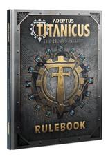 Games-Workshop Adeptus Titanicus: Rulebook