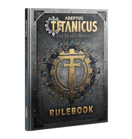 Games-Workshop Adeptus Titanicus: Rulebook