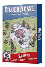 Games-Workshop Blood Bowl: Sevens Pitch & Dugouts