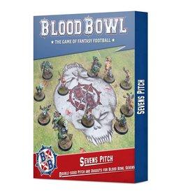Games-Workshop Blood Bowl: Sevens Pitch & Dugouts