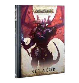 Games-Workshop Broken Realms: Be'Lakor