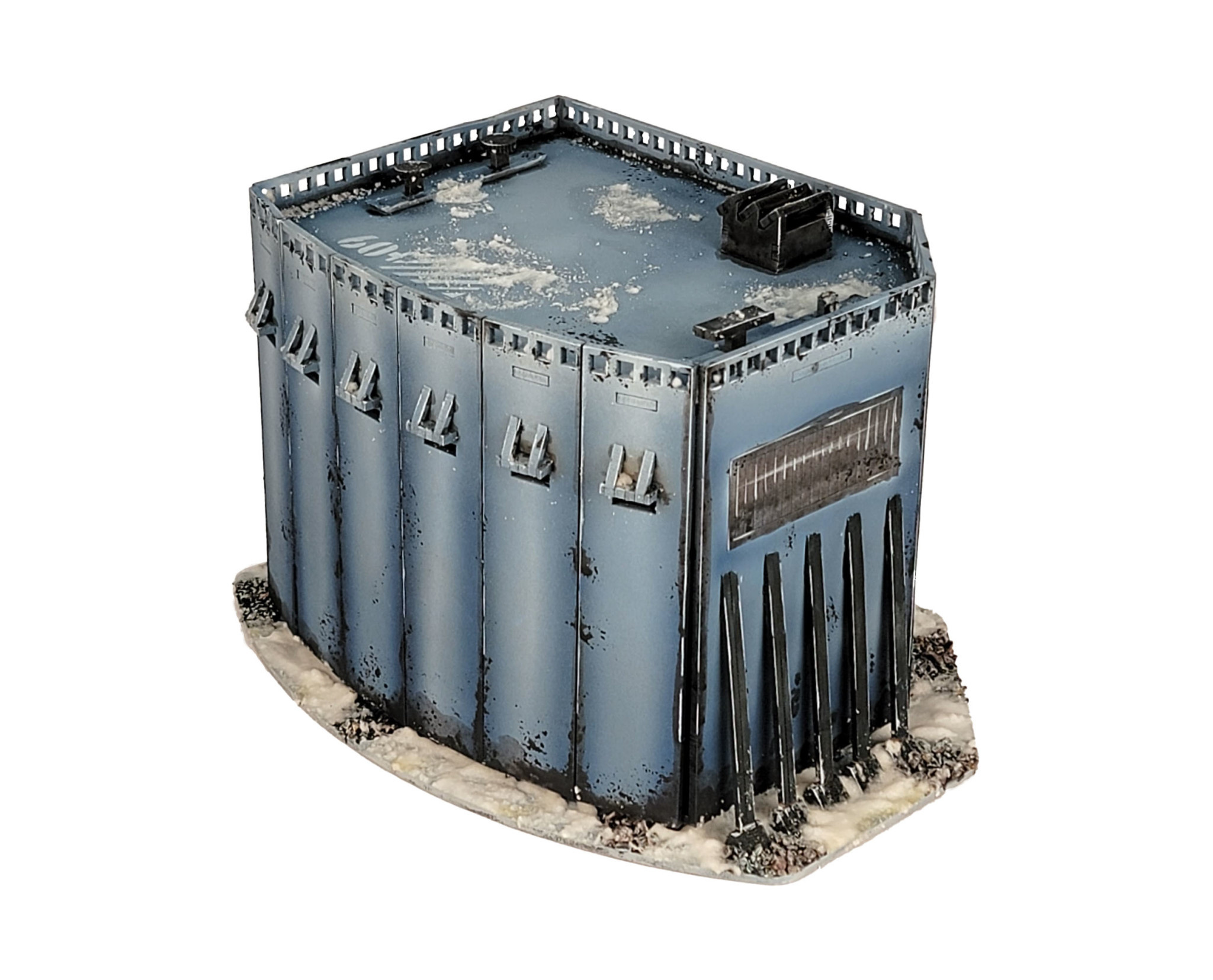 Frontline-Gaming ITC Terrain Series: Research Outpost Hab Block