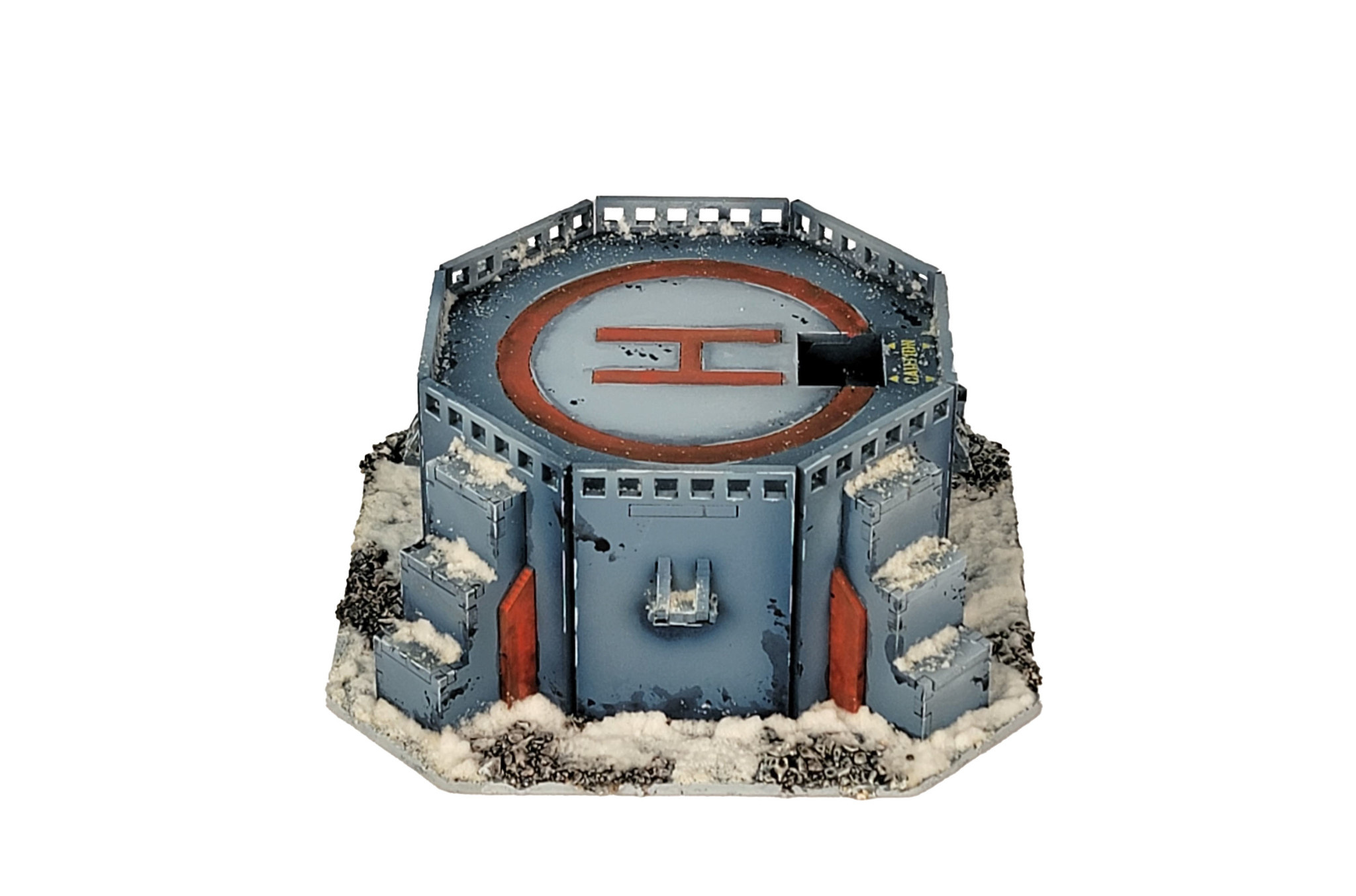 Frontline-Gaming ITC Terrain Series: Research Outpost Helipad