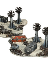 Frontline-Gaming ITC Terrain Series: Research Outpost Turbines
