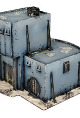 Frontline-Gaming ITC Terrain Series: Research Outpost Warehouse