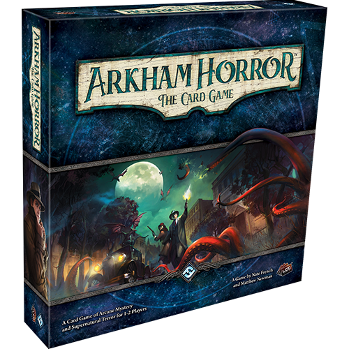 Asmodee Arkham Horror: The Card Game