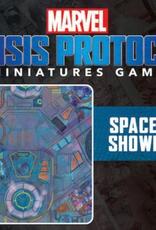 Asmodee Marvel Crisis Protocol: Spaceport Showdown
