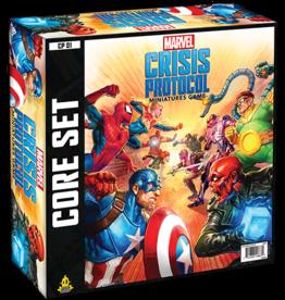 Asmodee Marvel Crisis Protocol Core