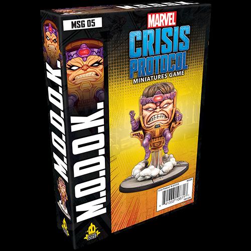 Asmodee Marvel Crisis Protocol: MODOK