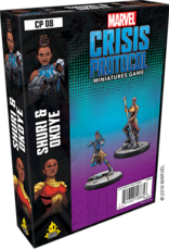 Asmodee Marvel Crisis Protocol: Shuri and Okoye