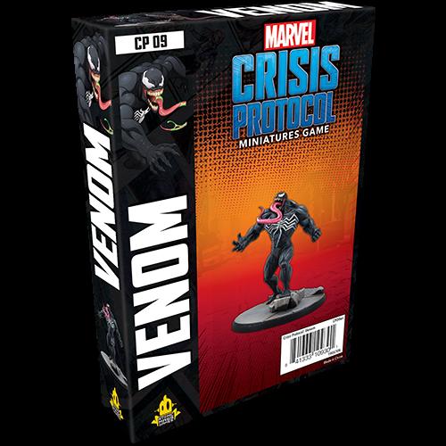 Asmodee Marvel Crisis Protocol: Venom