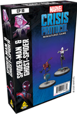 Asmodee Marvel Crisis Protocol: Spider-Man and Ghost-Spider