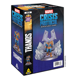 Asmodee Marvel Crisis Protocol: Thanos Character Pack