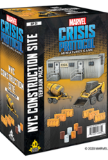 Asmodee Marvel Crisis Protocol: NYC Construction Site