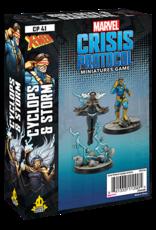 Asmodee Marvel Crisis Protocol: Cyclops & Storm