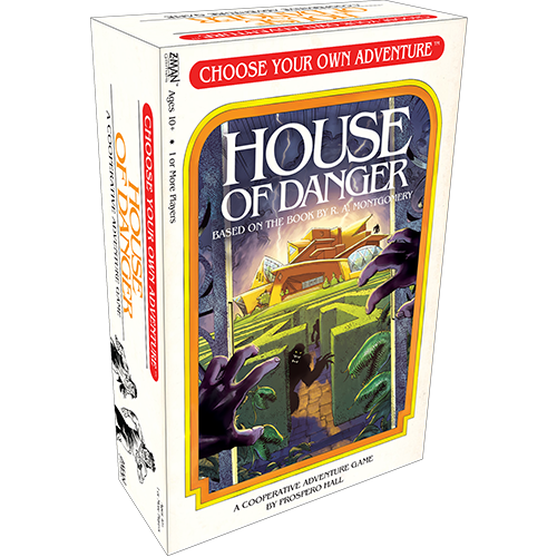 Asmodee Choose Your Own Adventure: House