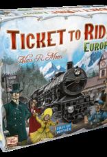 Asmodee Ticket to Ride: Europe