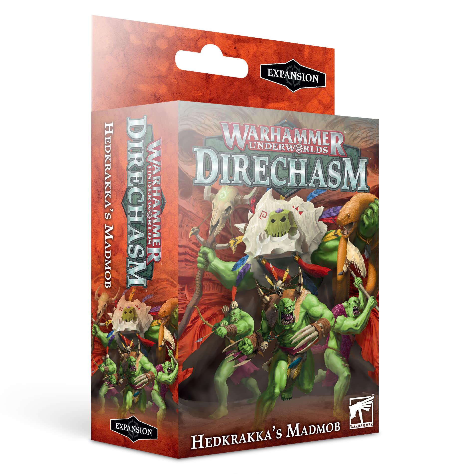 Games-Workshop Warhammer Underworlds: Hedkrakka's Madmob