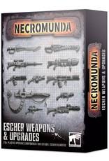 Games-Workshop Escher Weapons and Upgrades
