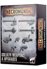 Games-Workshop Goliath Weapons and Upgrades