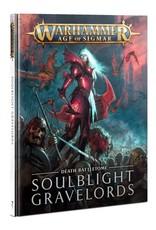 Games-Workshop Battletome: Soulblight Gravelords