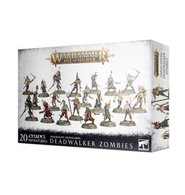 Games-Workshop Soulblight Gravelords Deadwalker Zombies