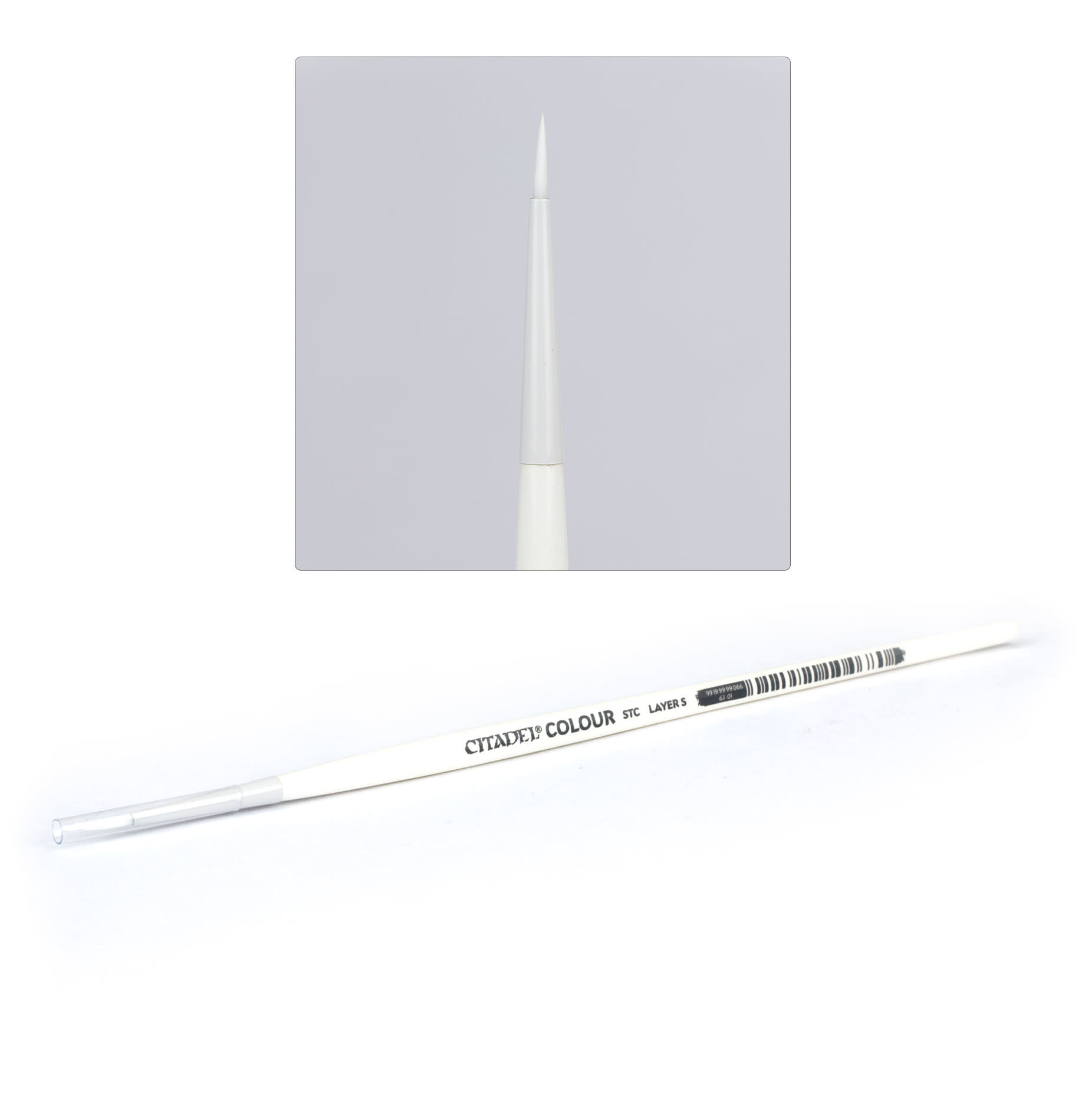 Games-Workshop Layer Brush (Small)