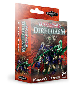 Games-Workshop Warhammer Underworlds: Kainan's Reapers