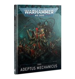 Games-Workshop Codex: Adeptus Mechanicus