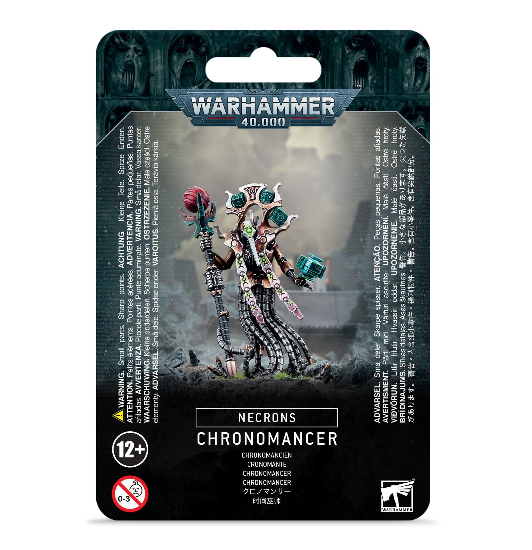 Games-Workshop Necrons Chronomancer