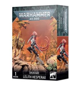 Games-Workshop Drukhari Lelith Hesperax