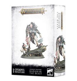 Games-Workshop Soulblight Gravelords Radukar the Beast