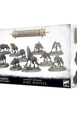 Games-Workshop Soulblight Gravelords Dire Wolves