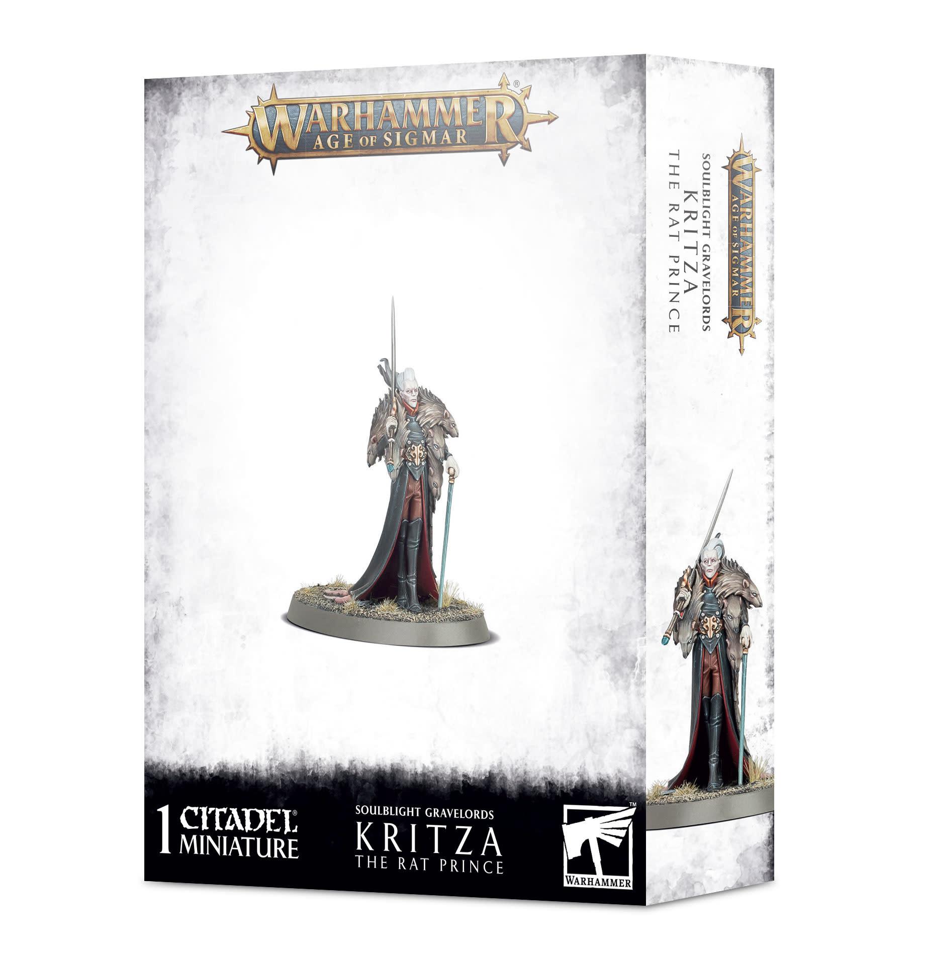 Games-Workshop Kritza, The Rat Prince