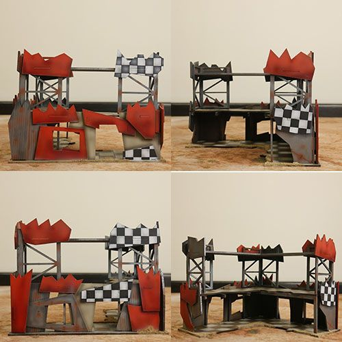 Frontline-Gaming ITC Terrain Series: Orc Stronghold
