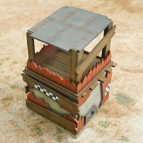 Frontline-Gaming ITC Terrain Series: Orc Watch Tower