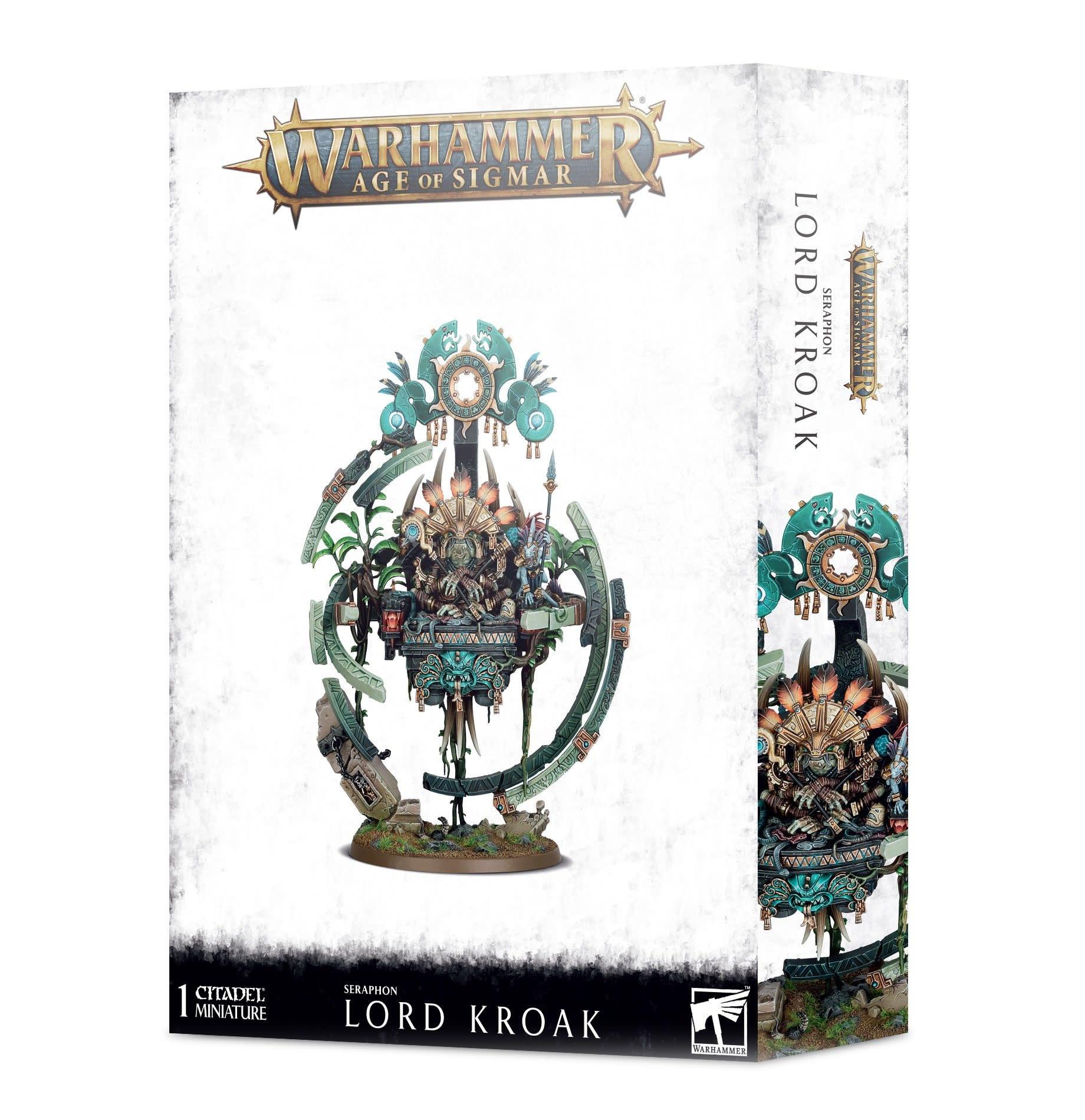 Games-Workshop Seraphon: Lord Kroak