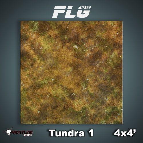 Frontline Gaming FLG Mats: Tundra 1 4x4'