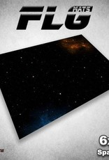 Frontline Gaming FLG Mats: Space 1 6x4