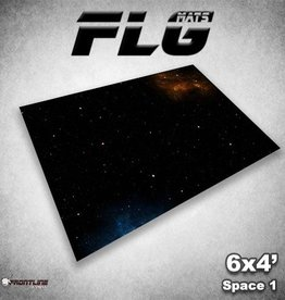 Frontline-Gaming FLG Mats: Space 1 6x4