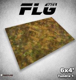 Frontline Gaming FLG Mats: Tundra 1 6x4'